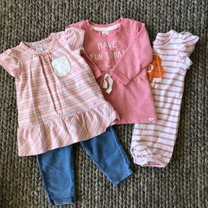 Other - BUNDLE Girls 9 month Clothes